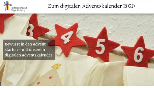 Zum digitalen Adventskalender